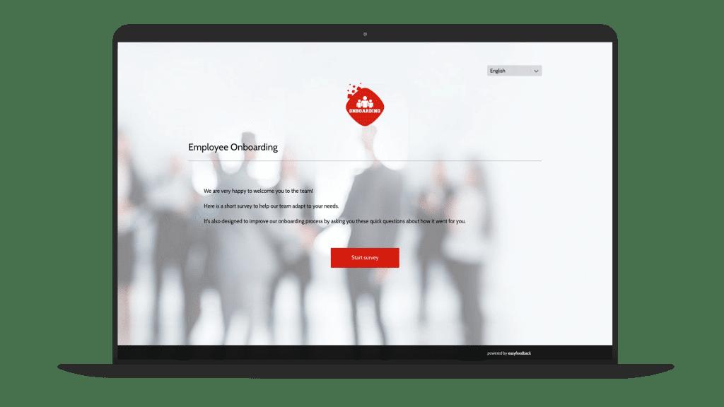Feedback Employee Onboarding Survey Template