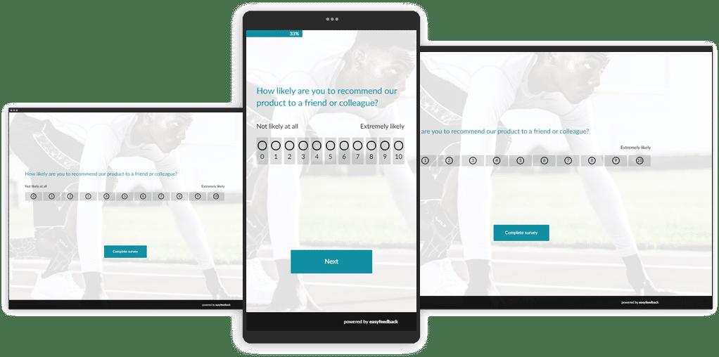 responisve survey for every device