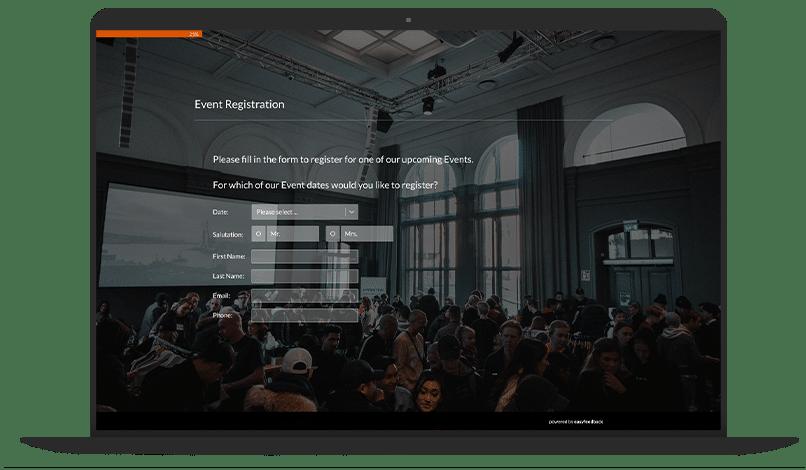 Event Registration Survey Template