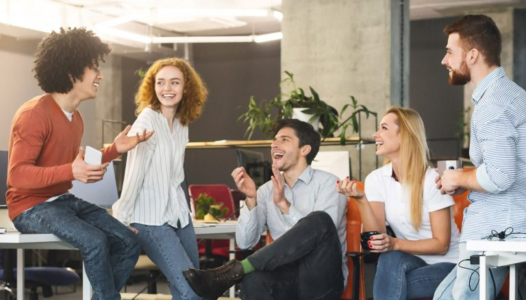 Understand and measure and improve employee satisfaction
