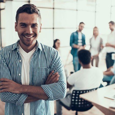 Umfrage erstellen um Mitarbeiterzufriedenheit zu messen
