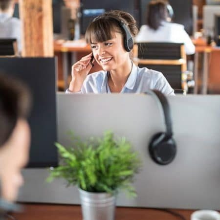 Receive feedback customer service and customer support