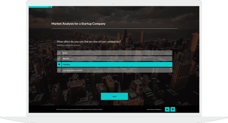 Sample-survey-with-easyfeedback