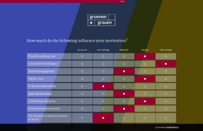 Survey Template: Employee Motivation